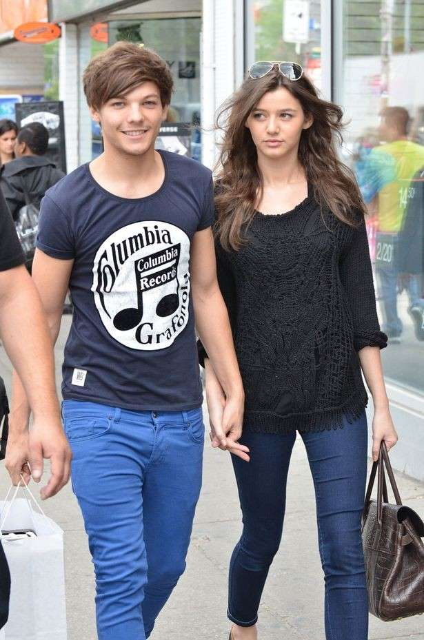 Louis e Eleanor