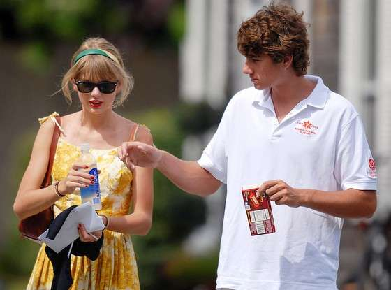 Taylor Swift e Conor Kennedy