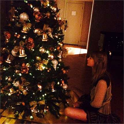 Natale delle star - Taylor Swift