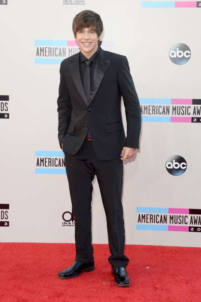 2013 American Music Awards - Austin Mahone
