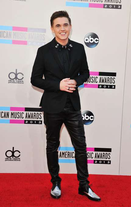 American Music Awards 2013 - Jesse McCartney