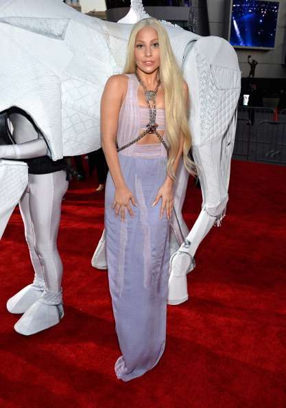 2013 American Music Awards - Lady Gaga