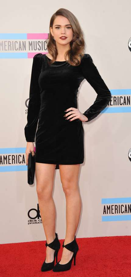 American Music Awards 2013 - Maia Mitchell