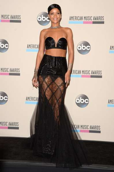 2013 American Music Awards - Rihanna