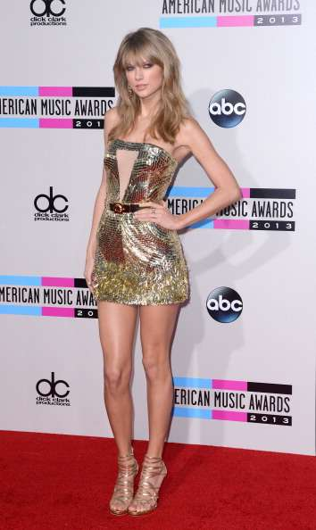2013 American Music Awards - Taylor Swift