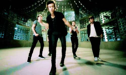 One Direction - Story of my life - gif - video