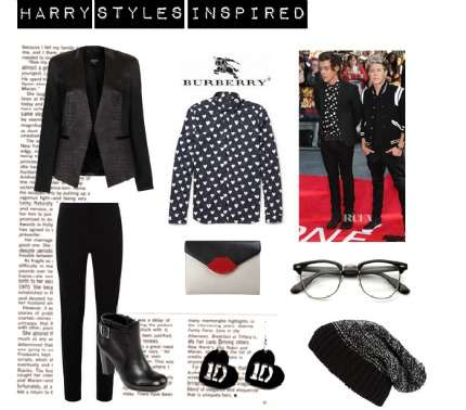 Harry Styles Outfit Per Ragazze