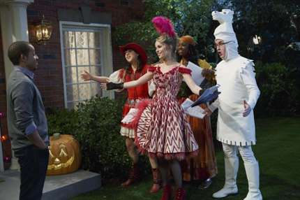 Halloween nelle serie tv - Buona Fortuna Charlie