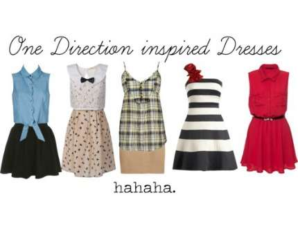 One Direction Vestiti
