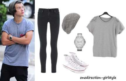 Harry Syles outfit