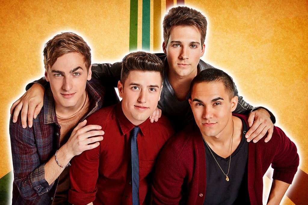 Che ne sai dei Big Time Rush