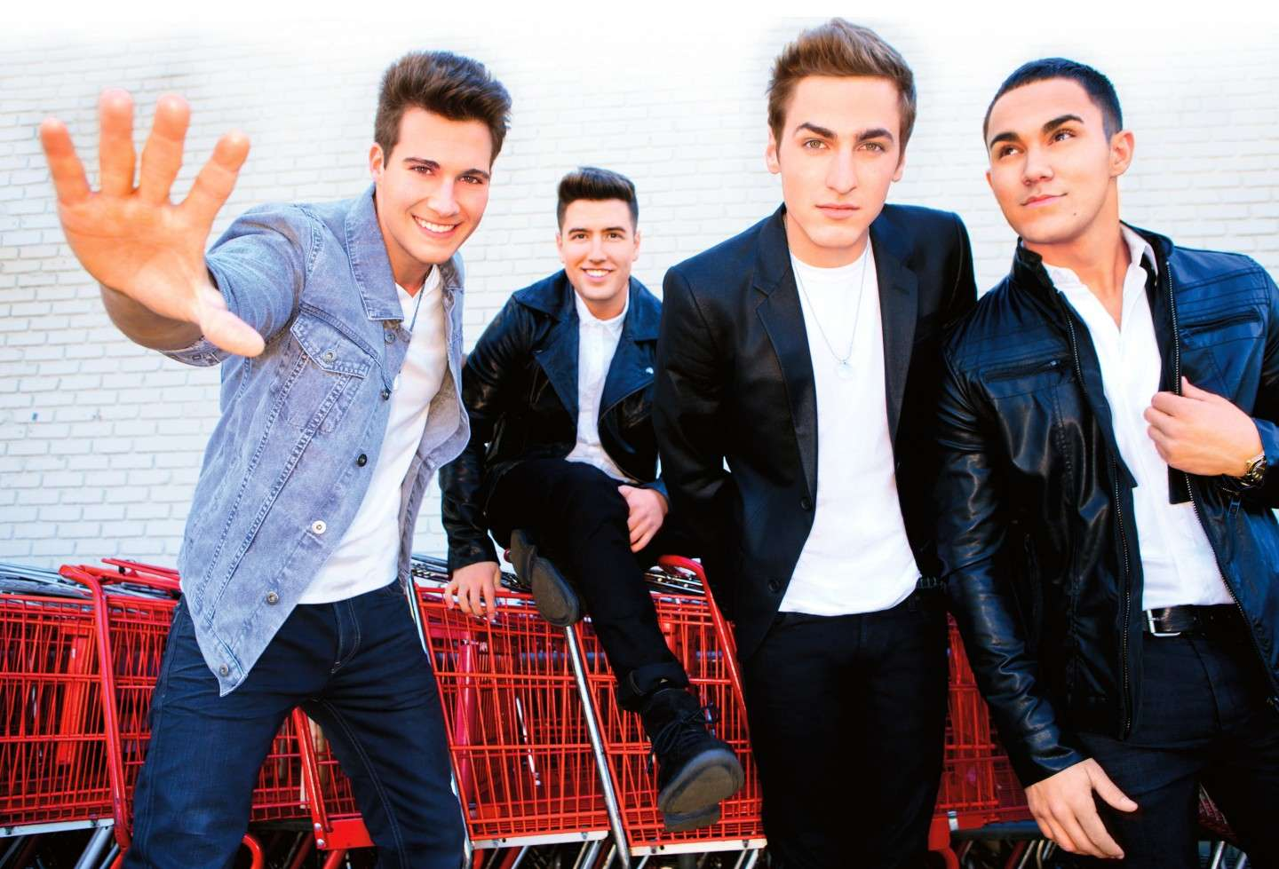 Big Time Rush: i personaggi! Foto!