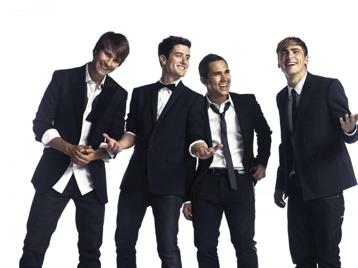 I bellissimi Big Time Rush