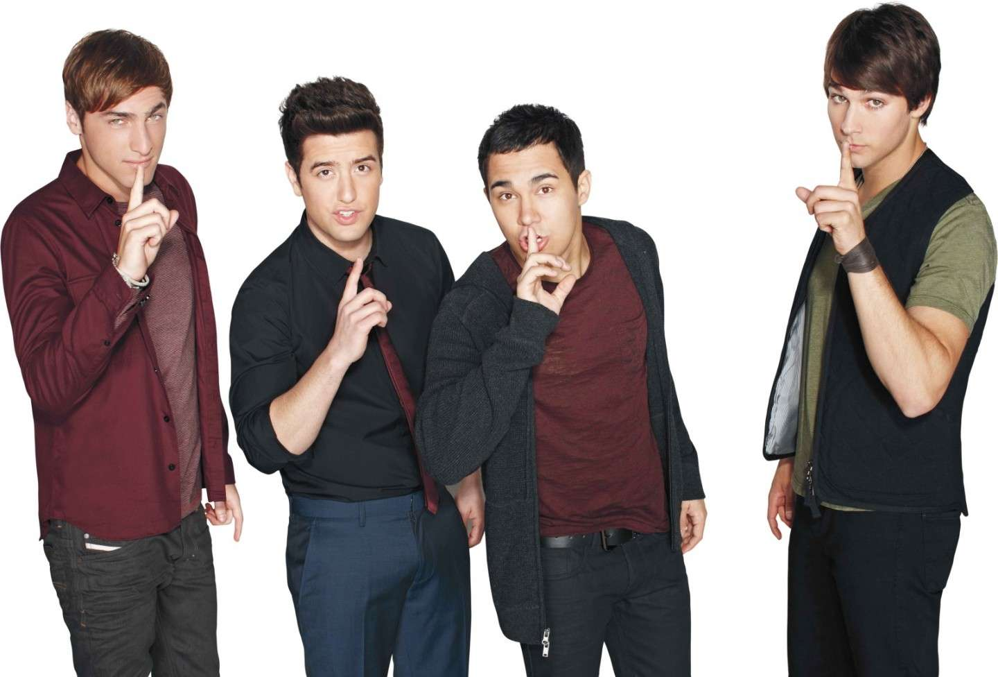 I Big Time Rush e le rusher