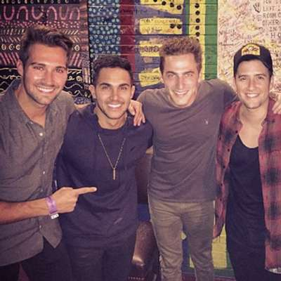I Big Time Rush su Twitter