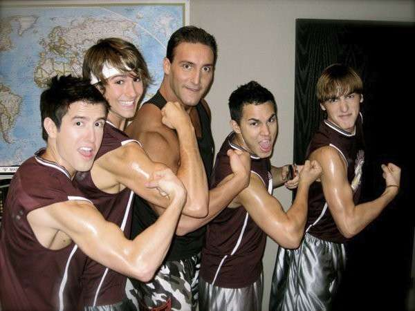 I simpatici Big Time Rush