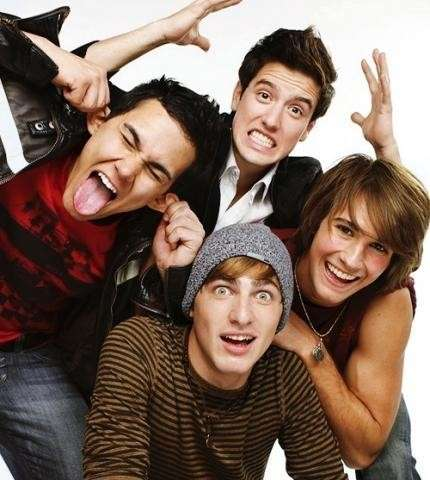 Simpaticissimi Big Time Rush