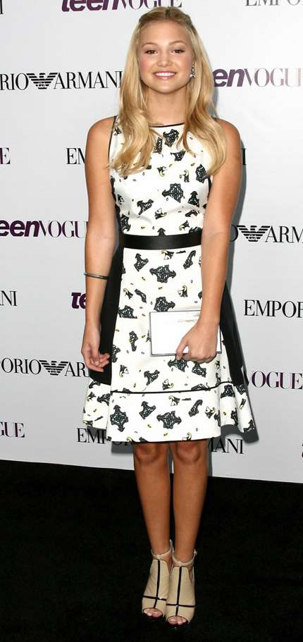 Teen Vogue Young Hollywood Party - Olivia Holt