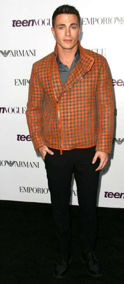 Teen Vogue Young Hollywood Party - Colton Haynes