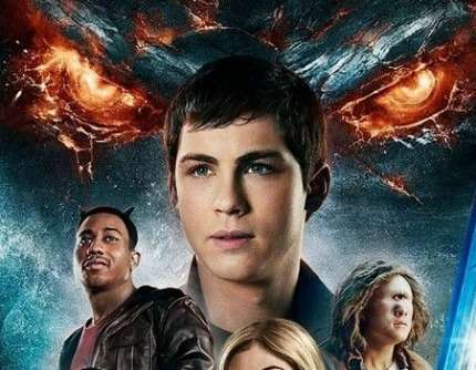 Percy Jackson poster sequel