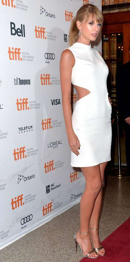 Toronto Film Festival 2013 - Taylor Swift