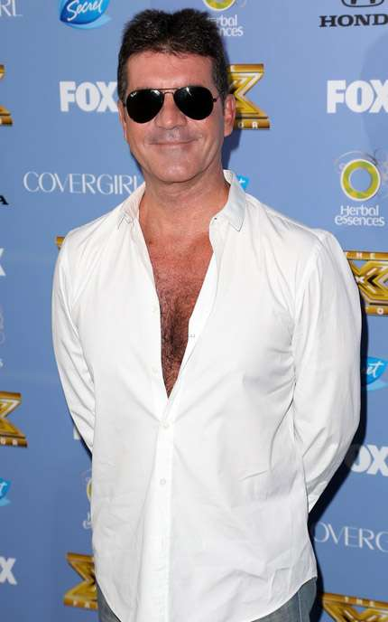 X Factor Usa 3 - Simon Cowell