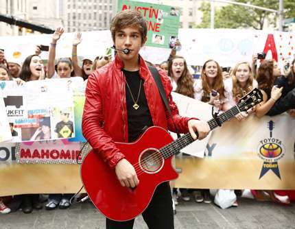 Austin Mahone - serenata