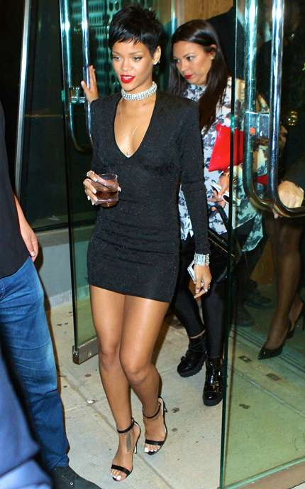 MTV Video Music Awards After Party - Rihanna