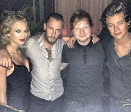 MTV Video Music Awards After Party - Taylor Swift e Harry Styles