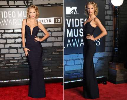mtv video music awards 2013 red carpet - Taylor Swift