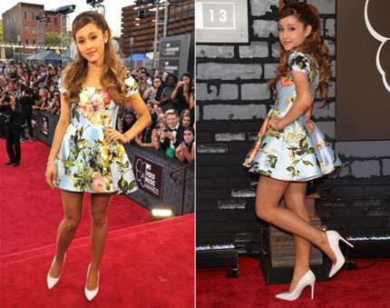 MTV Video Music Awards 2013: il red carpet - parte 1