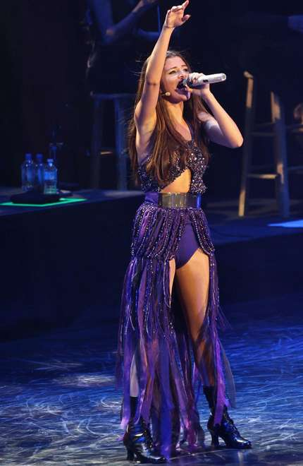 Selena Gomez: guarda i look dello Stars Dance Tour