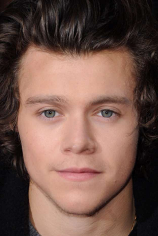 One Direction mashup facce - Niall e Harry