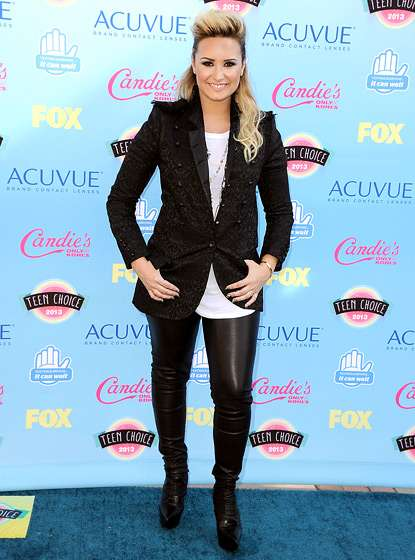 Teen Choice Awards 2013 - Demi Lovato
