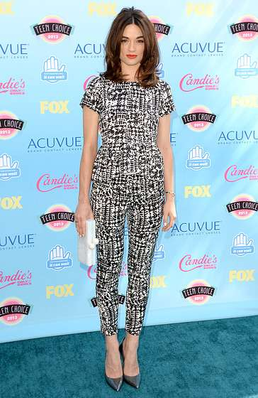Teen Choice Awards 2013 - Crystal Reed