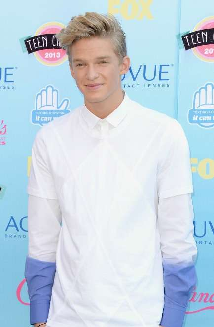 Teen Choice Awards 2013 - Cody Simpson