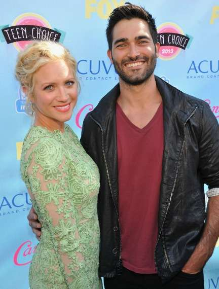 Teen Choice Awards 2013 - Brittany Snow e Tyler Hoechlin