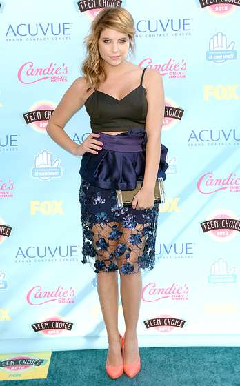 Teen Choice Awards 2013 - Ashley Benson