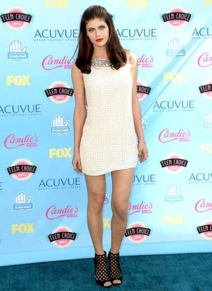 Teen Choice Awards 2013 - Alexandra Daddario