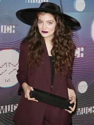 Un premio per Lorde ai MuchMusic Video Awards 2014!