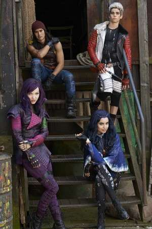 Disney presenta Descendants