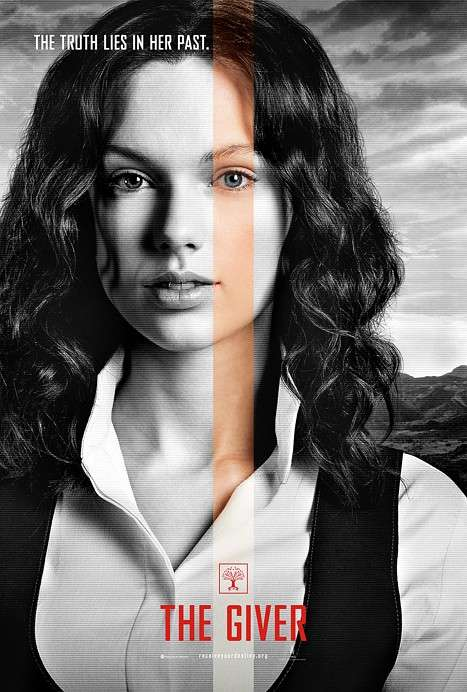 Taylor Swift nel film The Giver