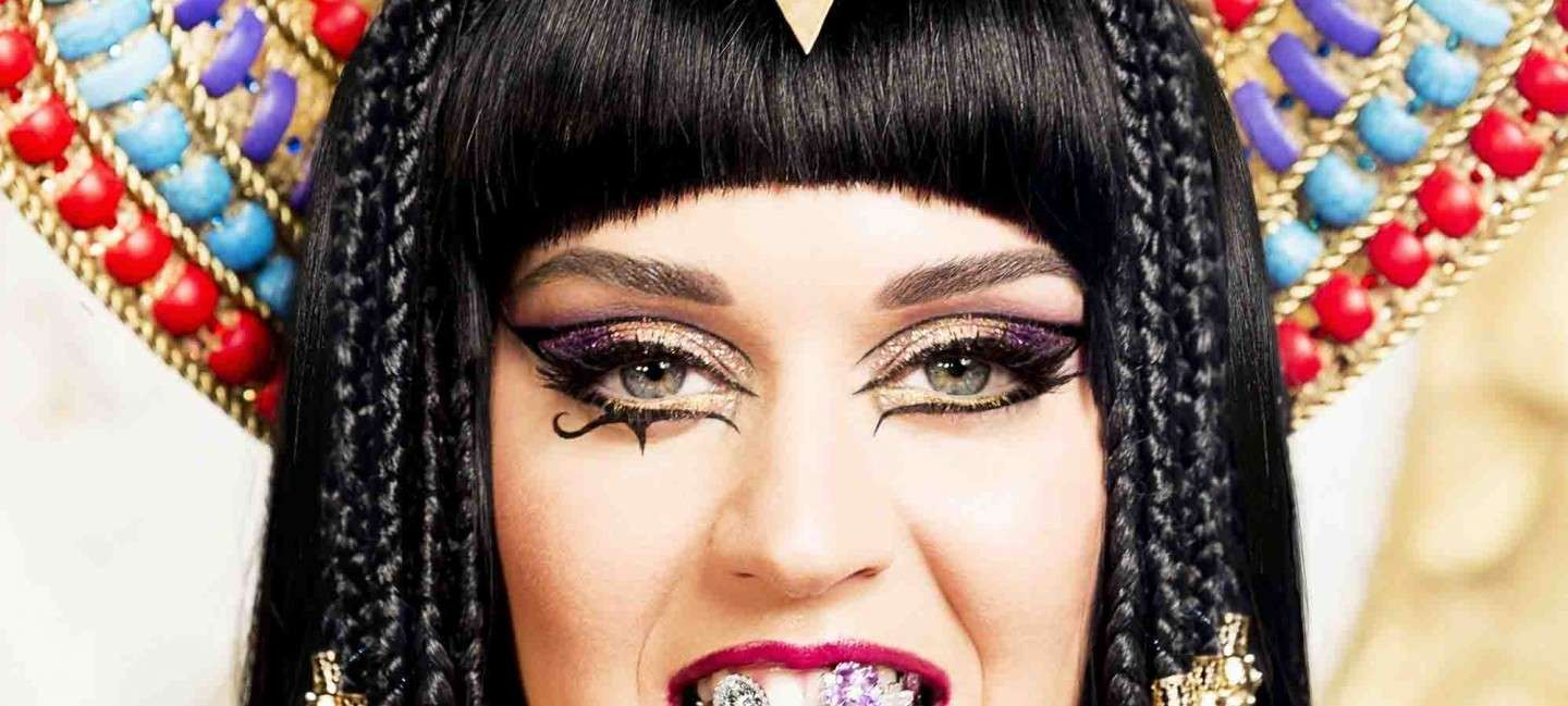 Katy Perry in Dark Horse