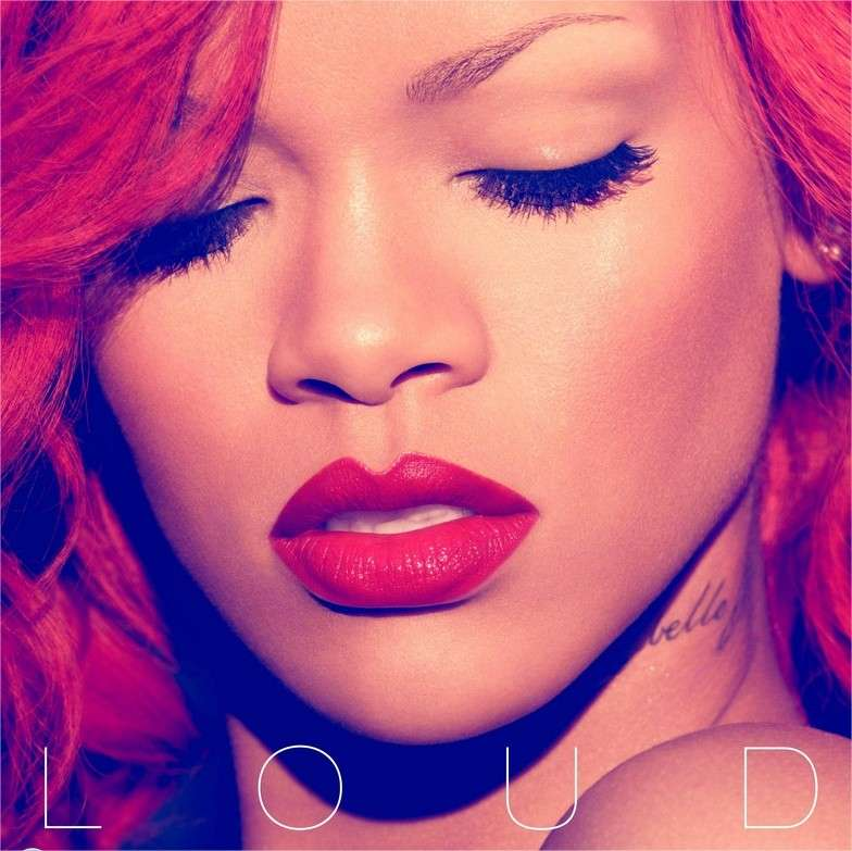 Rihanna in Loud