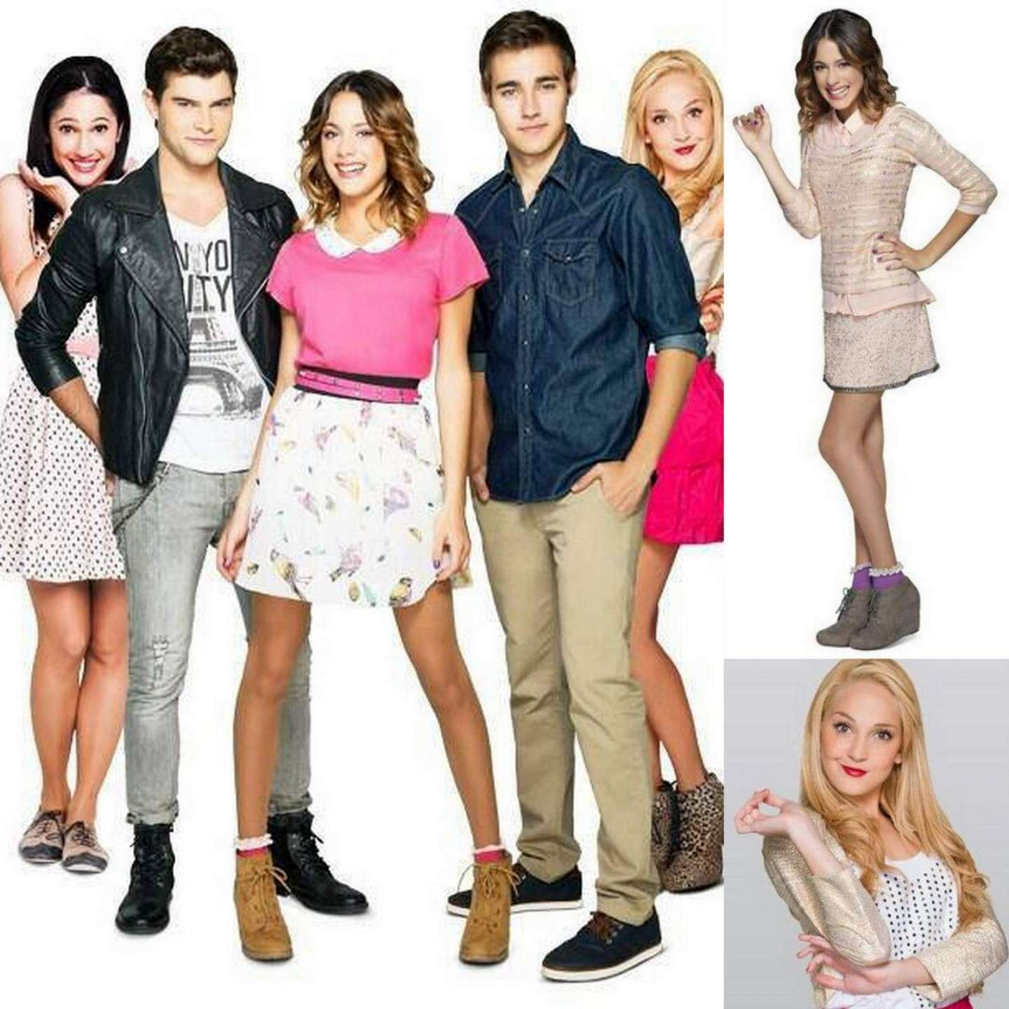 Violetta outfit