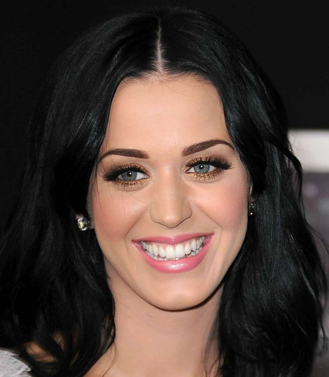 Nude eyeshadow Katy Perry