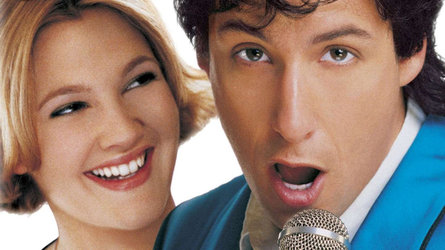 The Wedding Singer, la locandina