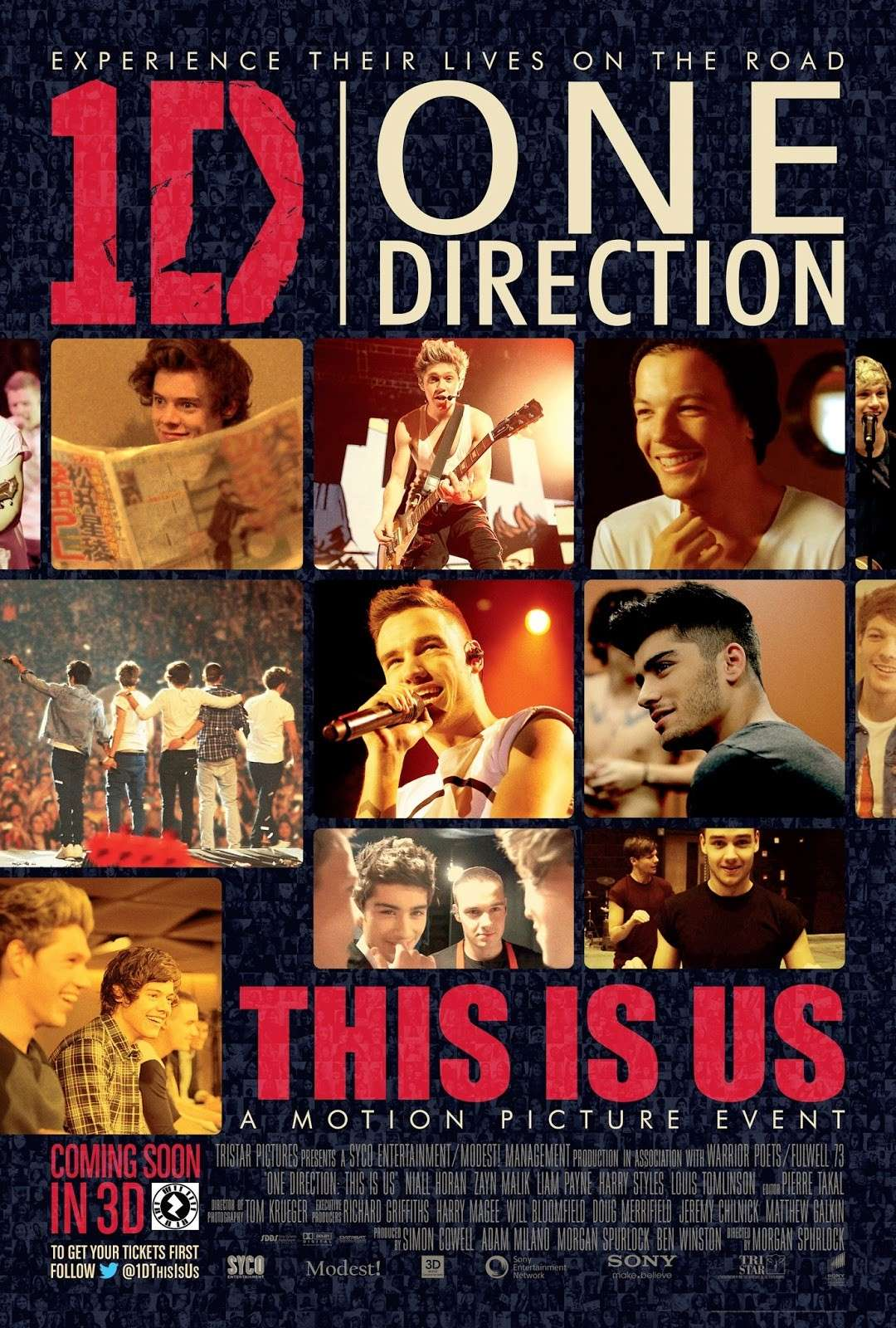 OneDirection This Is Us