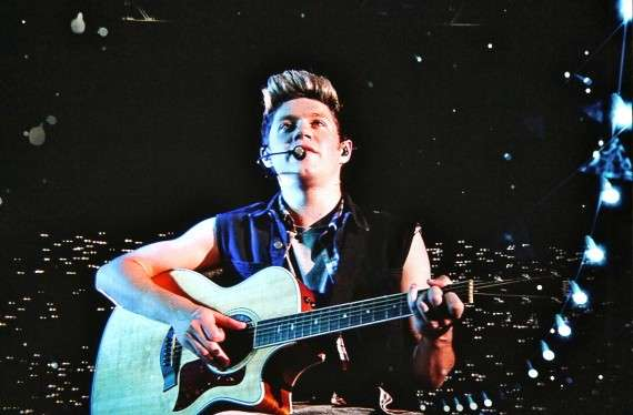 One Direction WWAT San Siro Milano - Niall Horan
