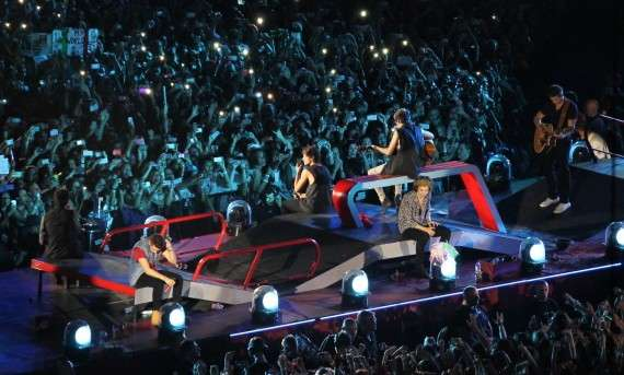 One Direction WWAT San Siro Milano